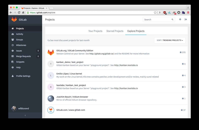 Git Open Source